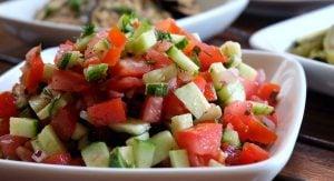 Salade marocaine Le Mermoz Montoire 41